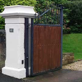 driveway gates glasgow