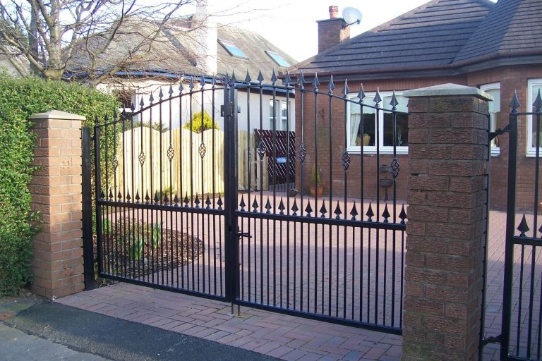 Electric Driveway Gates in Ayrshire