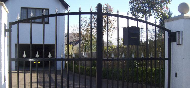 Metal Driveway Gates Gallery